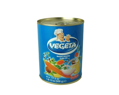 "Seasoning ""Vegeta"""