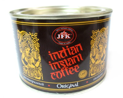 Indian instant coffee